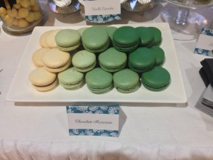 Themed Macarons for Lolly Buffet